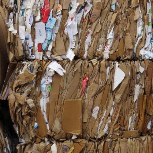 خریدار ضایعات کاغذ و کارتن