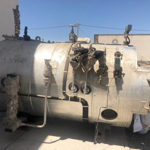 دیگ بخار شرکت گرما گستر