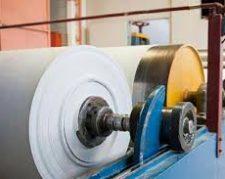 فروش خط تولید مقوای رول و ورق از گراماژ 180 الی 700 گرم