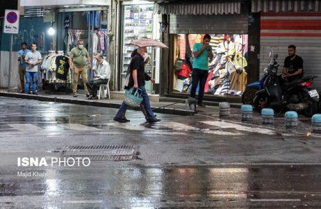 رگبار و رعدوبرق در بیش از ۱۰ استان طی روزهای آینده/وزش باد شدید در شرق کشور