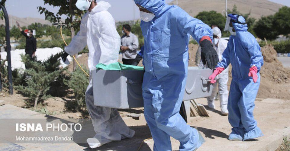 افزایش ۱۲.۵ درصدی مرگهای کرونایی در کشور / صعود بیماری در اغلب استانها