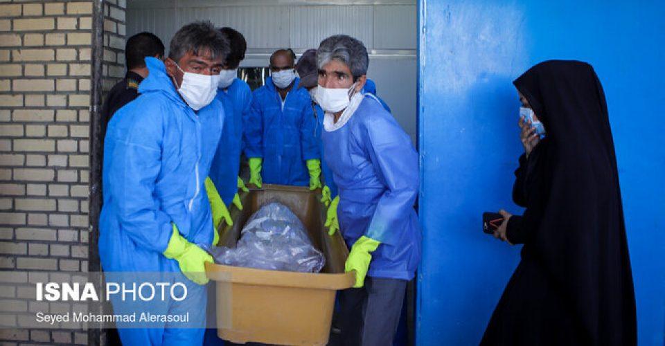 ۶۱۰ فوتی جدید کرونا در کشور / ۷۶۹۵ تن در شرایط شدید بیماری