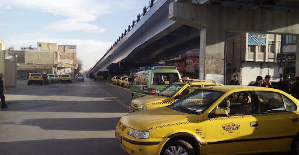 حل مشکل بیمه رانندگان تاکسی تهران / ارسال پیامک به ۳۰۰۰ راننده تا امروز